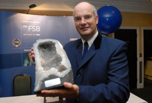 FSB Award Winner - Alpha Express Despatch